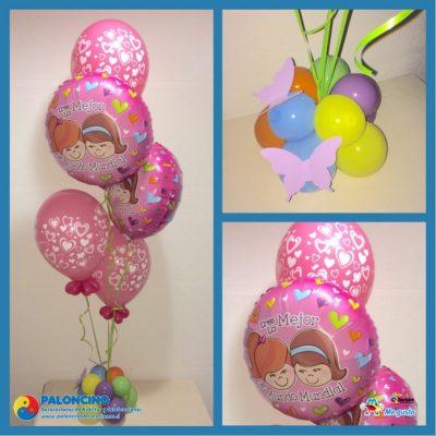Bouquet Eres la mejor madre del mundo1